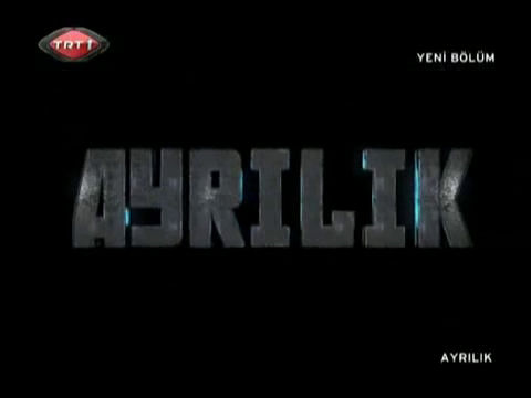 Ayrilik
