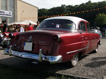FORD Customline 4door Sedan 1953 Bourse de Créhange 2010 2
