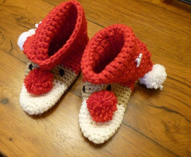 chaussons Noël (3)