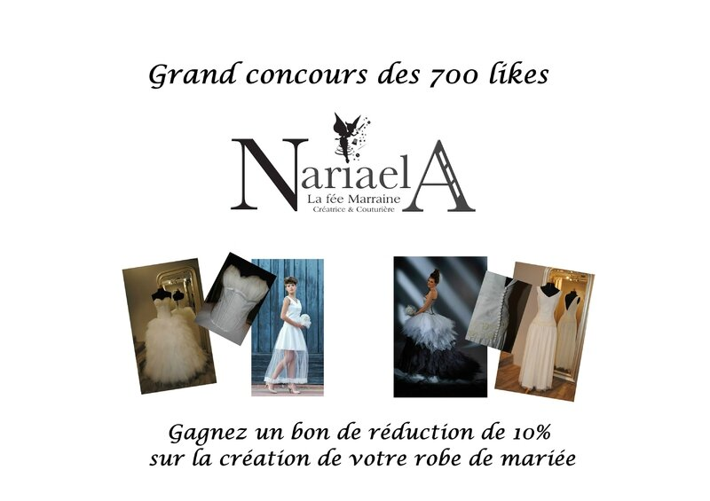 Grand concours des 700 likes