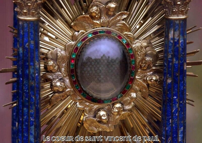 Coeur de Saint Vincent