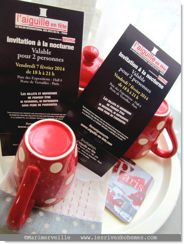 invitations AEF