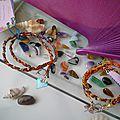 Bracelets tressés suite - cadeaux de fin d'année