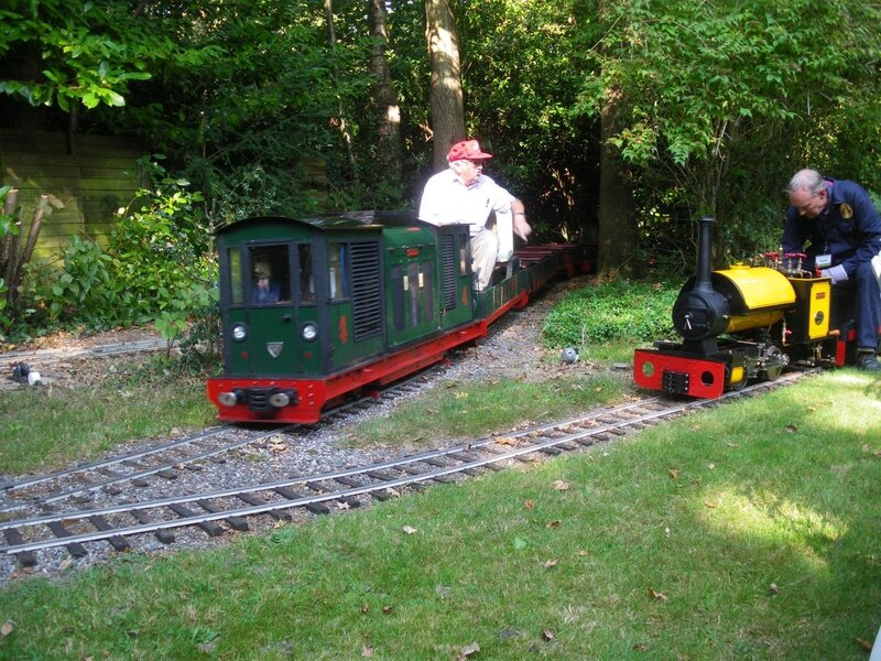 0475 Chaldon Light Railway 18 septembre 2014