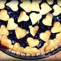Blackberry pie ou tarte aux mûres miam!!!