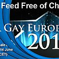 Regardez la finale de mr gay europe 2014 live en streaming