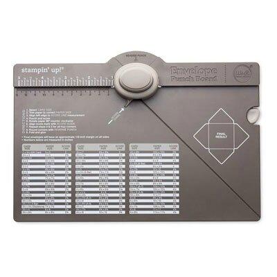 enveloppe punch board