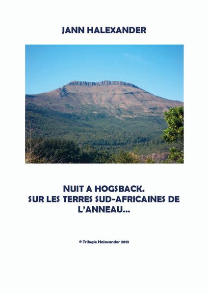 Couverture NUIT A HOGSBACK