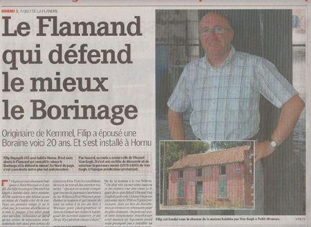 Article La Province - part 1
