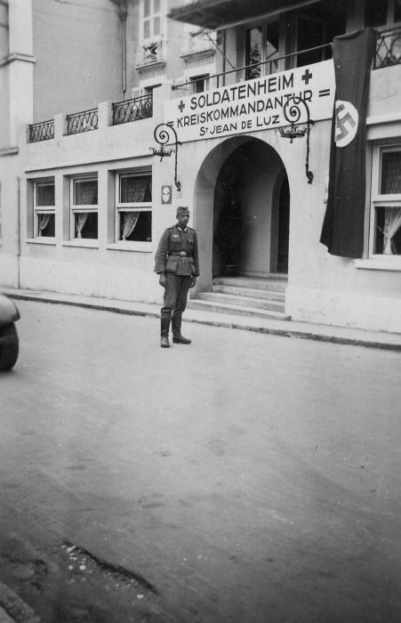 St Jean de Luz 1943