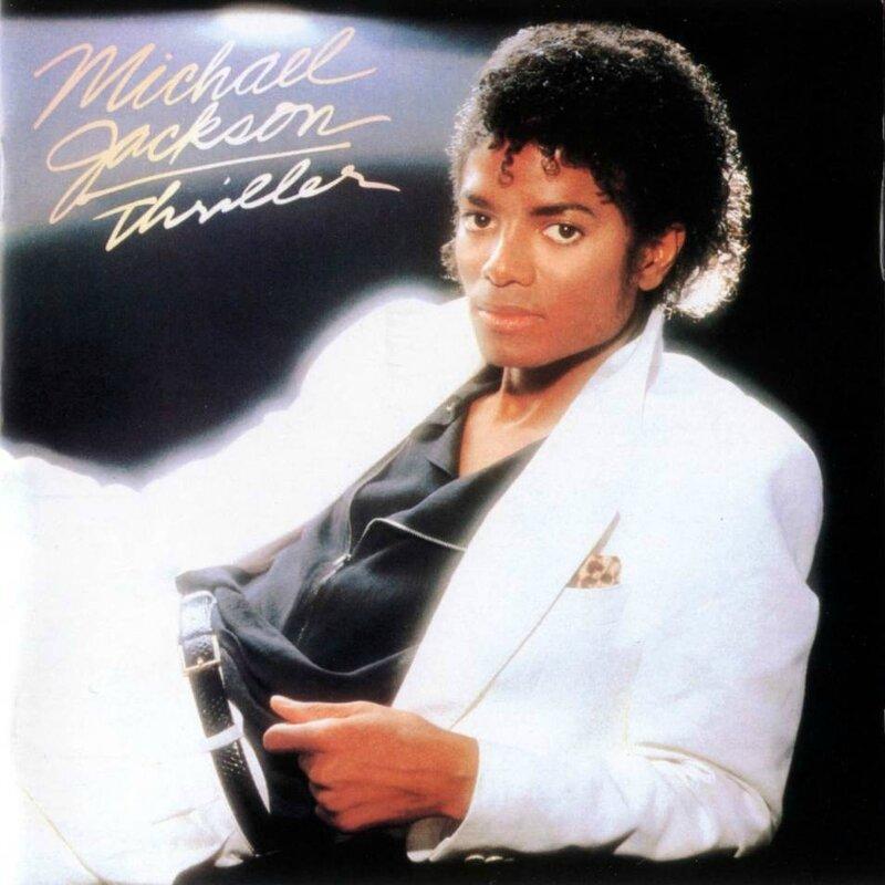 Michael Jackson Album Thriller Le 30 Novembre 1982 On