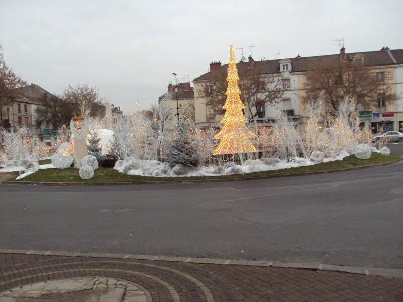 Decoration Noel Chalons En Champagne
