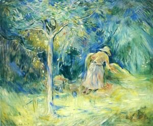 Berthe-Morisot-Haying-at-Mezy-S