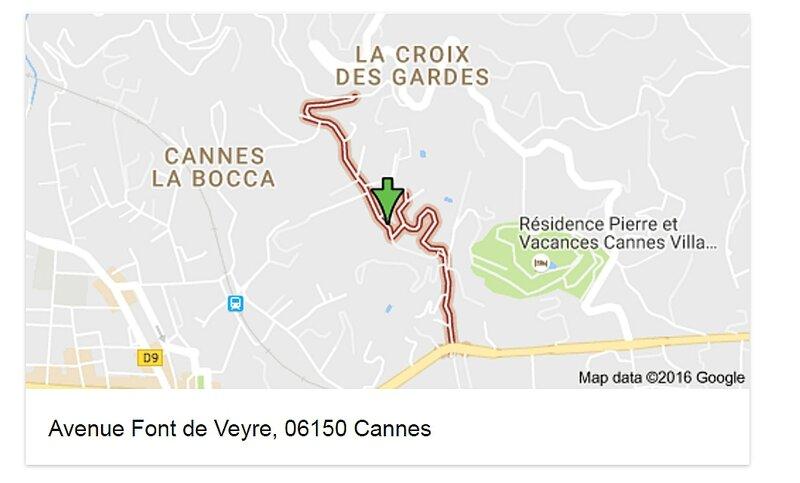 avenue Font de Veyre
