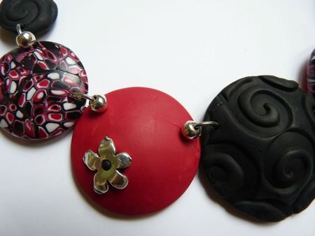 collier fimo details 1