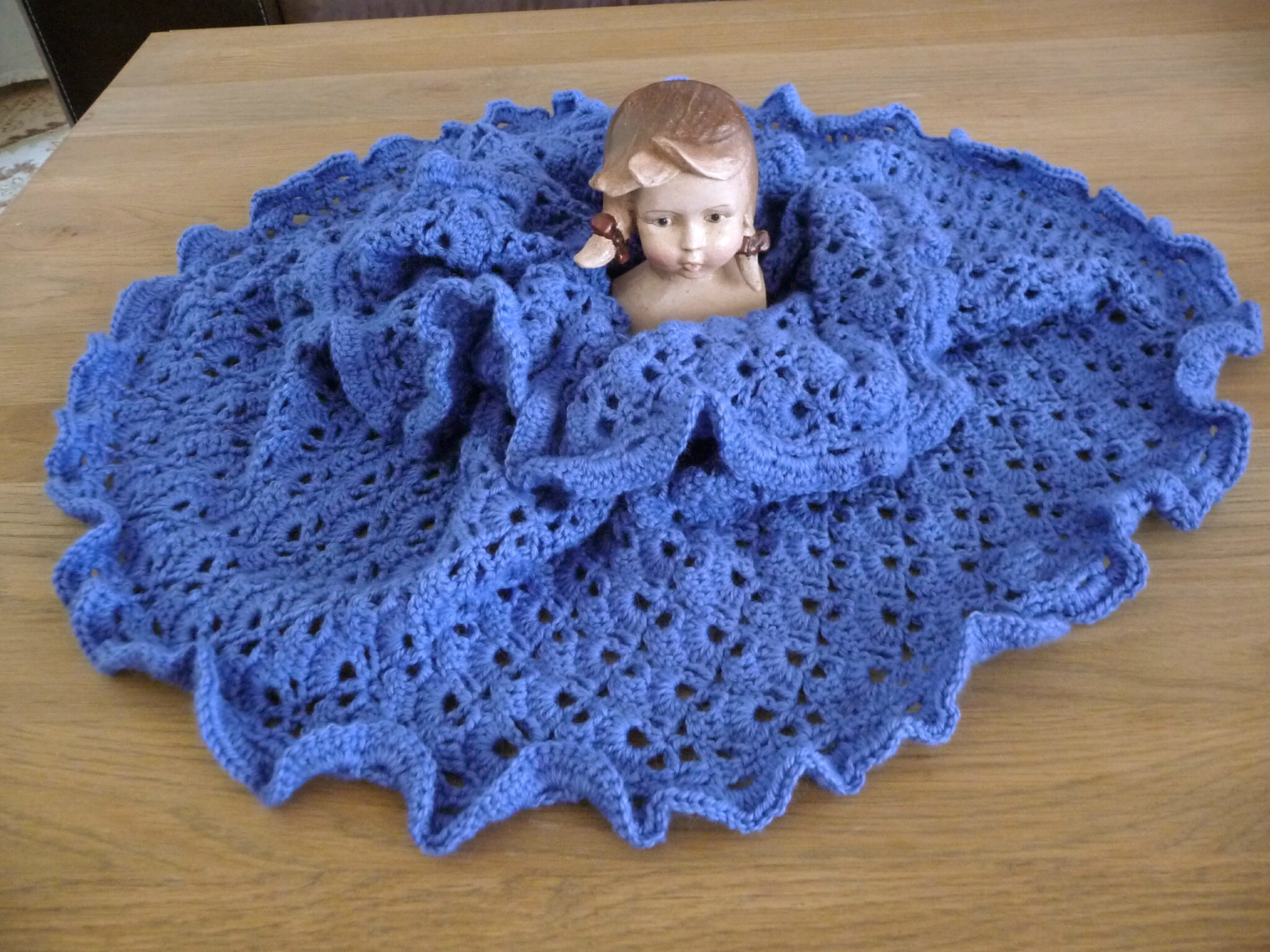 Snood (laines Bouton d'or)