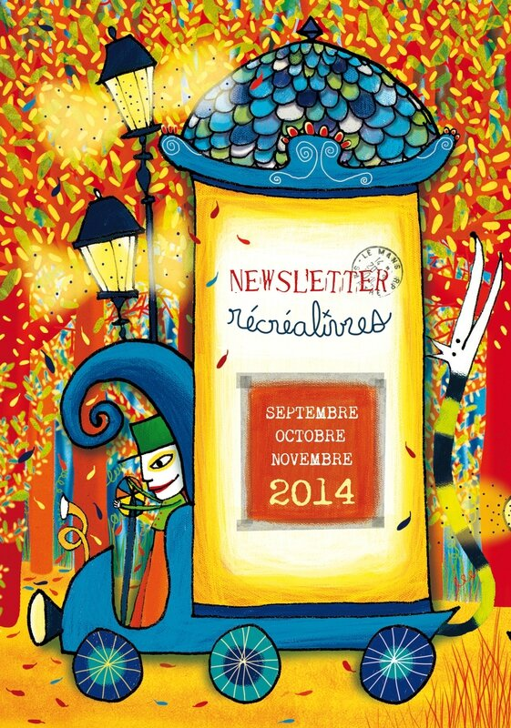 newsletter automnale rvb one