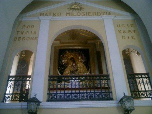 Sanctuaire marial de Gietrzwald