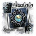 Isalala black&crystal