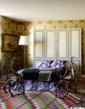 christian lacroix artiste en r sidence alain r truong. Black Bedroom Furniture Sets. Home Design Ideas
