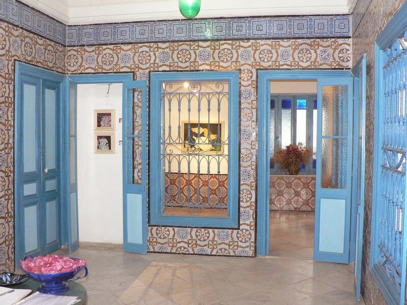 1000 images about traditional tunisian houses on for Maison traditionnelle tunisienne