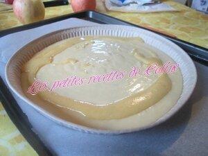 Gâteau moelleux pommes frangipane40