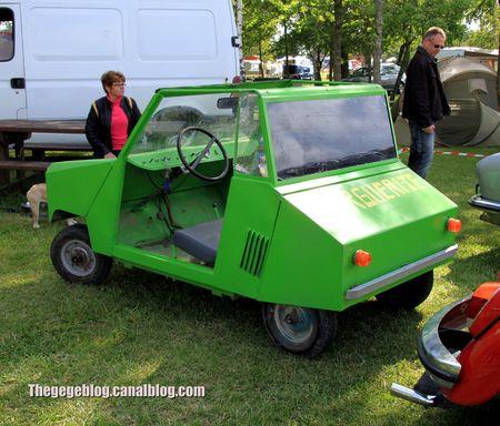 Practicar voiture sans permis (Retro Meus Auto Madine 2012) 02