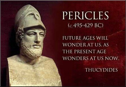 pericles-quote