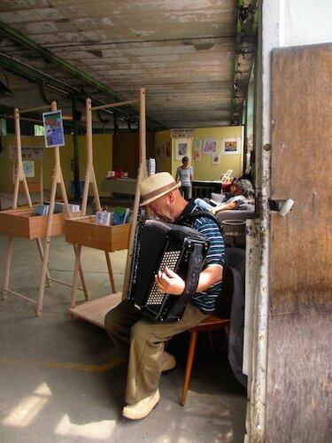Jack l'accordéoniste