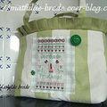 44- le vide-poche sac de Mathilde