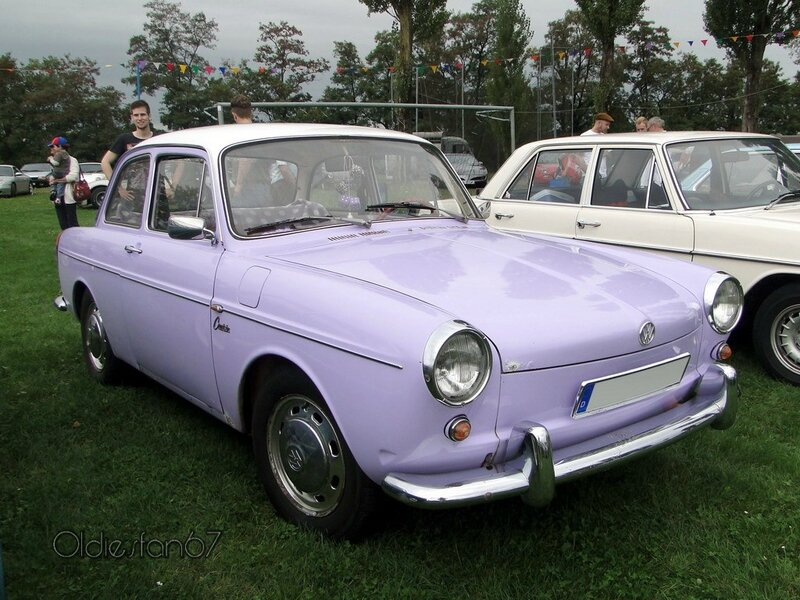 volkswagen type 3 notchback 1