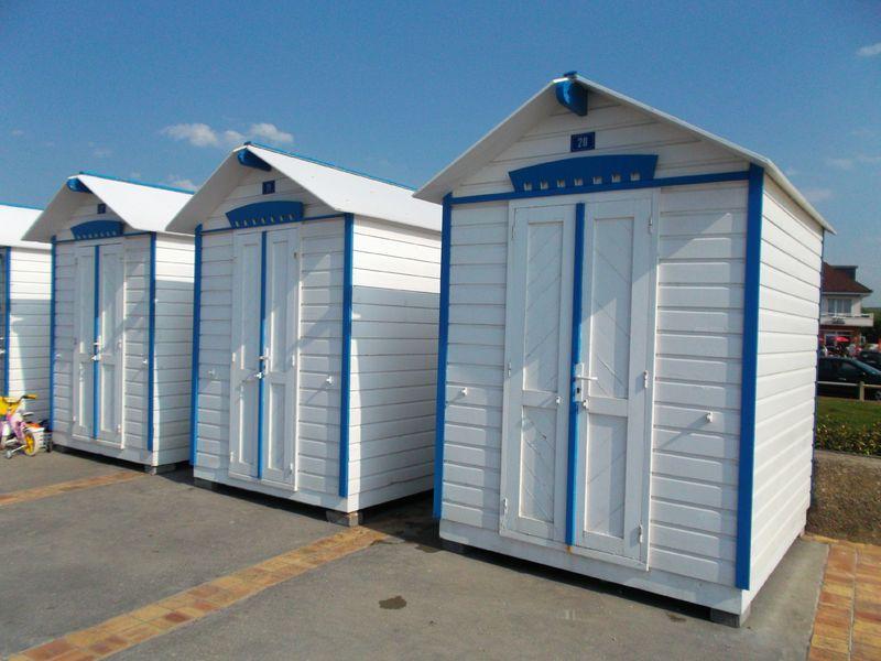 D tente la plage une petite pause - Fabriquer une cabine de plage ...