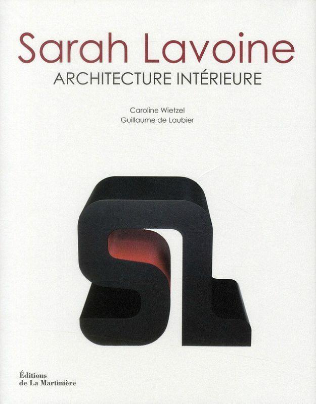 Livre Sarah Lavoine