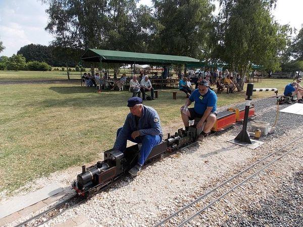 0615 Chitenay 19,20 et 21 juillet 2013-Double traction vapeur en 5