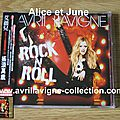 CD promotionnel Rock N Roll avec poster-version de Taïwan (2013)