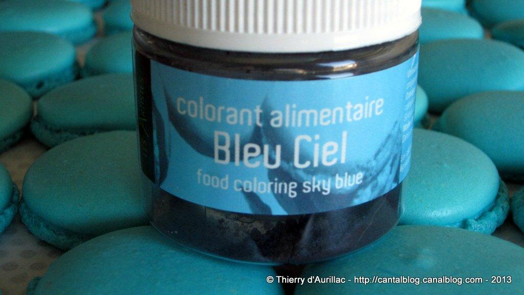 colorant alimentaire bleu ciel en poudre img_5855 pour la garniture - Colorant Alimentaire En Poudre Pour Macarons