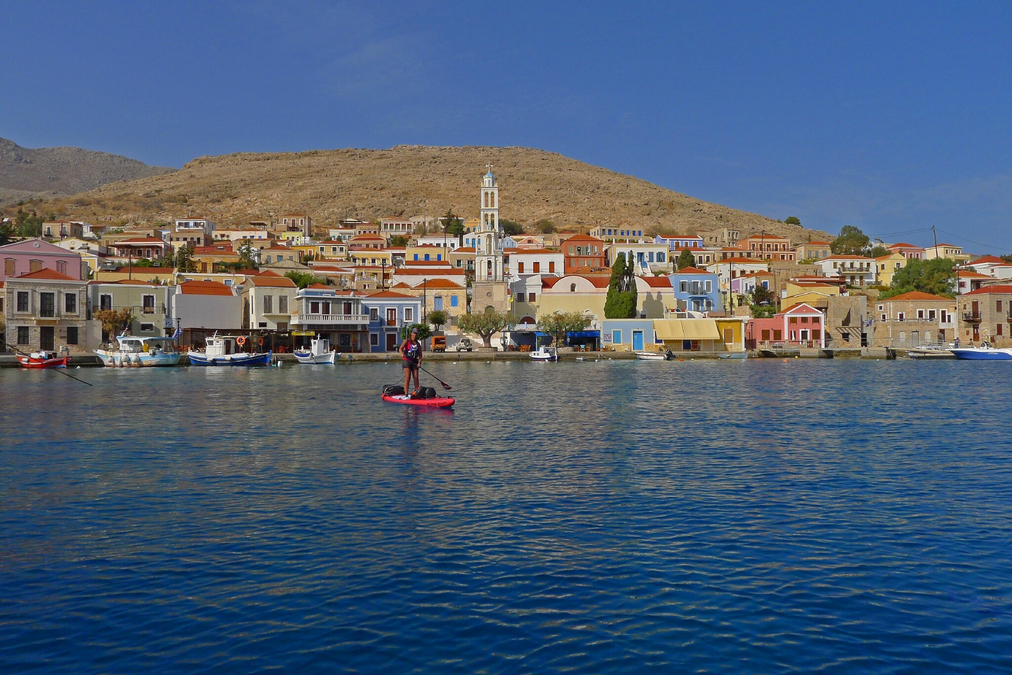Port de Chalki.