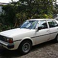 MAZDA 323 1980 Le Tampon (1)