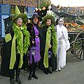 5 Halloween - Les Sorcières