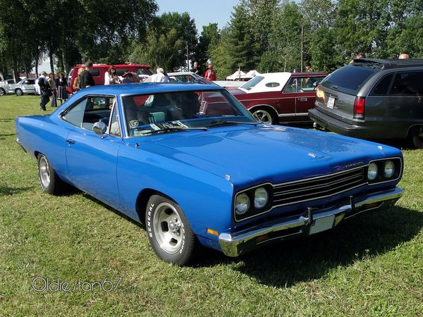 plymouth satellite hardtop coupe 1969 3