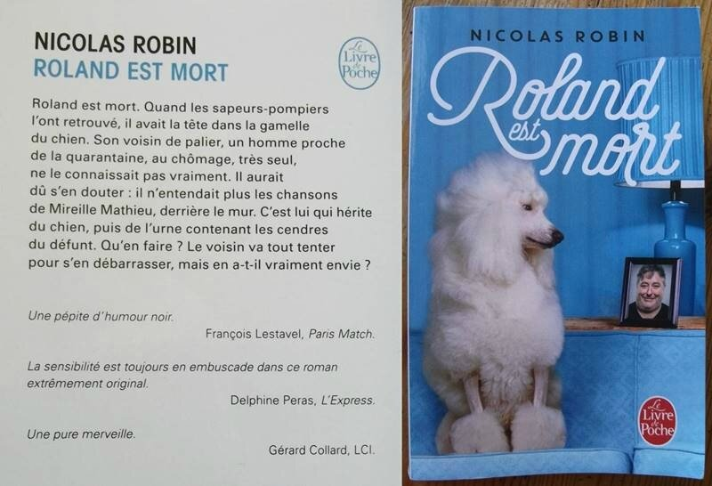 Nicolas Robin_Roland est mort_lu 2017 06