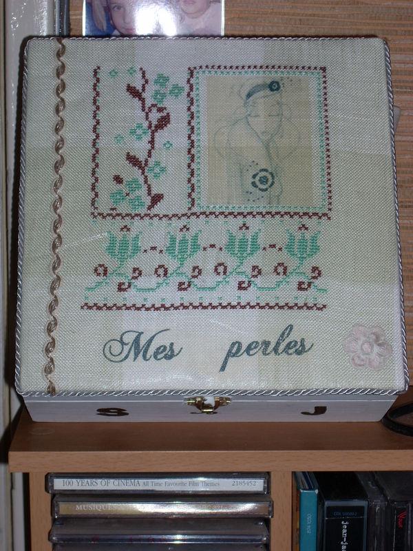 Boîte à perles