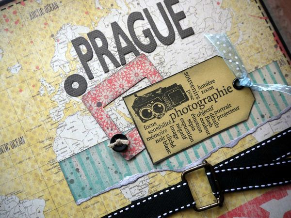 mini album PRAGUE 1