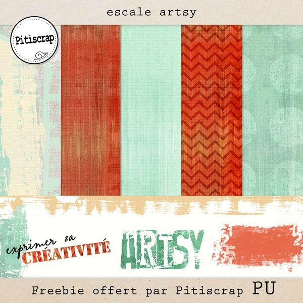 PBS-escale artsy-Pitiscrap-0 preview