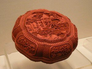 ___Museum___Laque___Carved_Fruit_Box_____