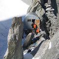 Bivouac Canzio 3825 m 5