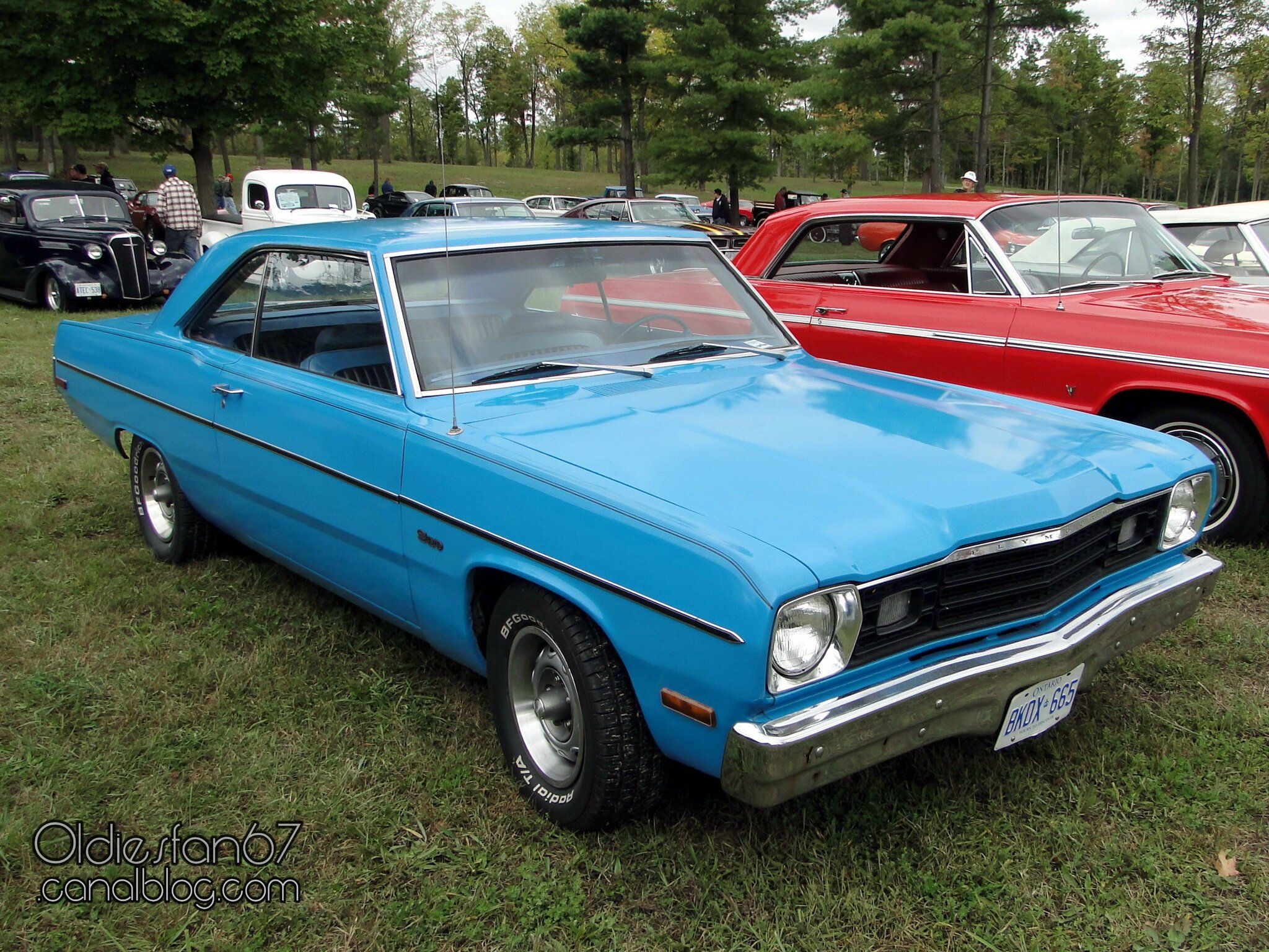 Plymouth Scamp Hardtop Coupe 1973 Oldiesfan67 Quot Mon Blog