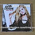 CD promotionnel What The Hell-version néerlandaise (2011)