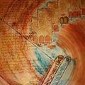 Peinture : La Jérusalem Céleste