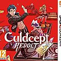 Culdcept Revolt 3DS